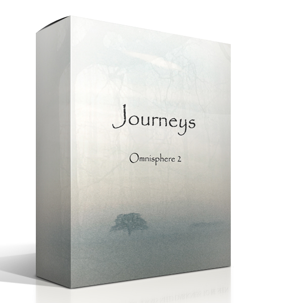 Journeys - Omnisphere 2 Soundset