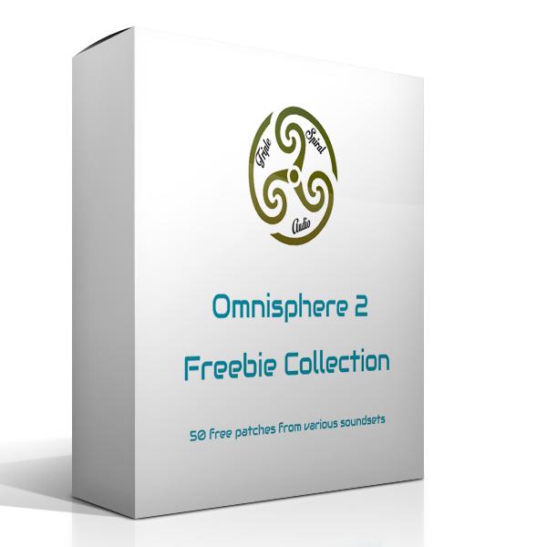 Omnisphere 2 Freebie Collection – Triple Spiral Audio